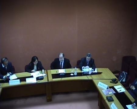 José Luis Barreiro Rivas. Licenciado en Ciencias Poíticas. - Xornadas sobre autonomías en España e China: Galicia como exemplo